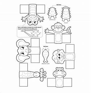 11 finger puppet templates free pdf documents download for Paper finger puppets templates