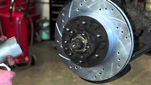 How To Replace Your 4wd Toyota Front Brakes Part 2