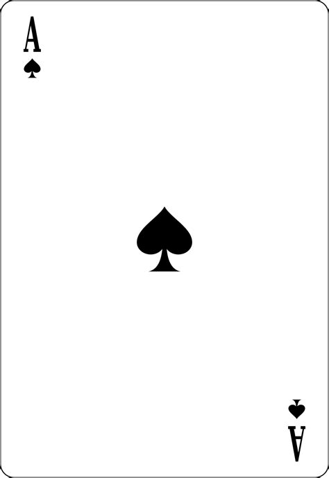 Ace of spades - Wikipedia