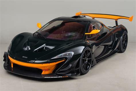 Mclaren P1 Gtr Bruce Canepa 39 S Track Only Supercar