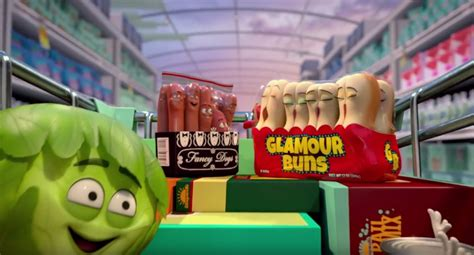 sausage party green band trailer cuts   swear words
