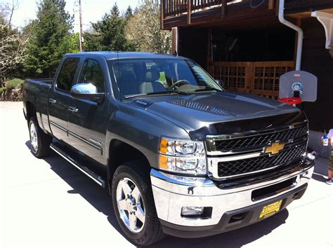 Chevrolet 2011 Silverado 1500 Crew Cab Owners Manual