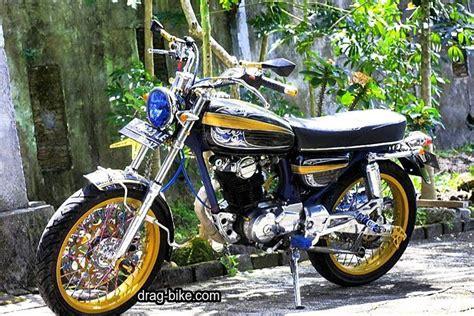 Modif Motor Cb Yang Bagus by Modifikasi Mesin Cb 100 Yang Bagus Cb100 Honda Cb