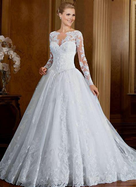b l f lace dress turmec white wedding dress with sleeves wedding