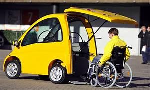 Vibration Voiture En Roulant : kenguru la voiture accessible en fauteuil roulant ~ Gottalentnigeria.com Avis de Voitures