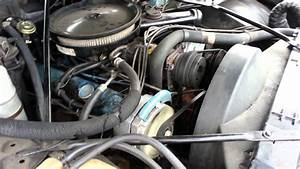 1978 Cadillac Coupe Deville 425 Engine
