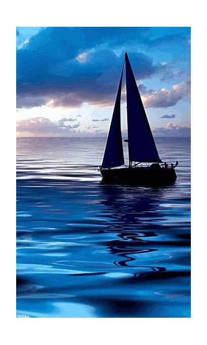Animated Phone Mobile Moving 3d Wallpapers Boat