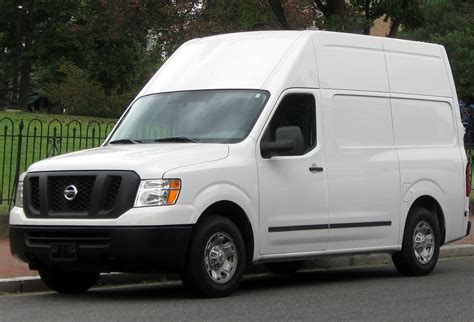 nissan nv2500 dimensions nissan nv north america wikipedia