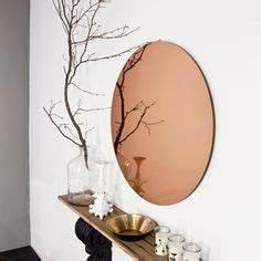 Spiegel Rund Kupfer : dulux colour of the year 2015 copper blush vintage smoke pinned by moozadesigns www ~ Frokenaadalensverden.com Haus und Dekorationen