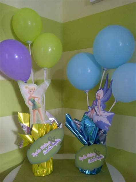 foto de tinkerbell and periwinkle CatchMyParty com Fairy