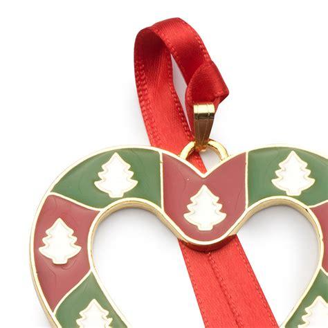 wallace wonders  christmas ornament heart decoration
