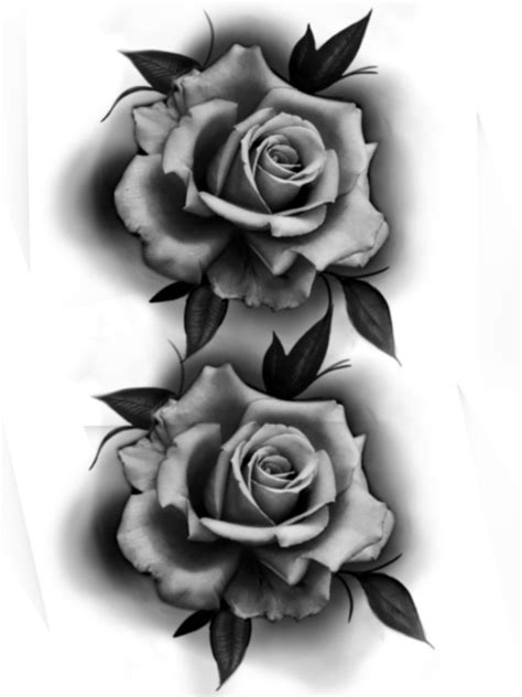 Pin de Juliangomez em tattoo Tatuagens de rosas negras