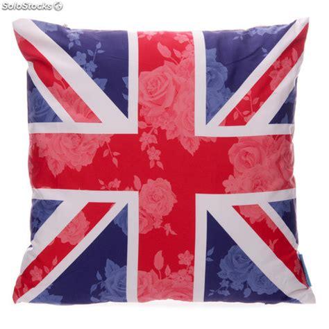 Cuscini Bandiera Inglese Fodera Per Cuscino Bandiera Inglese Con Fantasia Floreale