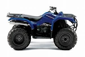 Yamaha Bruin 350 - 2010  2011