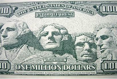 Money Dollar Million Bill Oregon Donors State