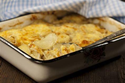 recette de gratin de pommes de terre aux chignons