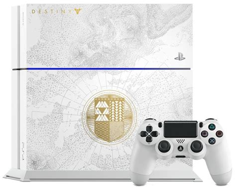Destiny Ps4 Console by Destiny The Taken King Ps4 Console Bundle Launching In