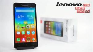 Lenovo A6000 - Unboxing  U0026 Hands On