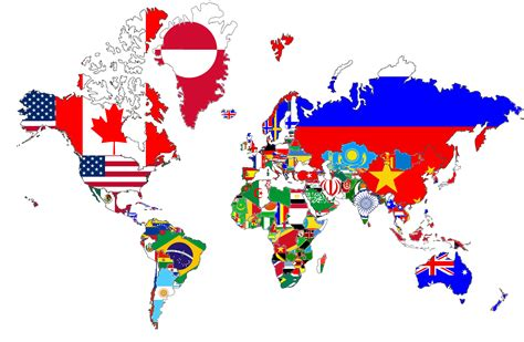 World Map - World - Faxo