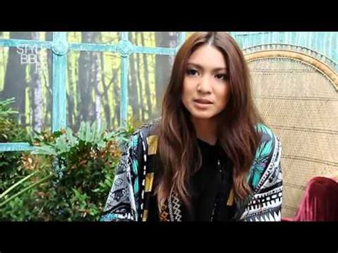 nadine lustre magazine cover nadine lustre preview magazine cover behind the scenes
