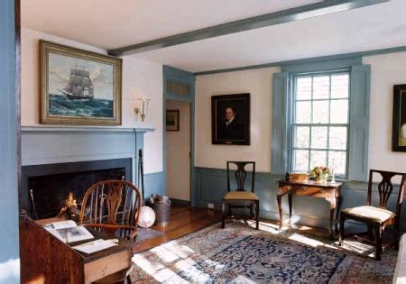 colonial home interiors writers colony d d syrdal
