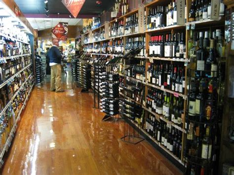 I don't do a full grocery shopping there because of the prices but i do get snacks/appetizer type. AJ's On Central-liquor - Picture of AJ's Purveyor of Fine ...