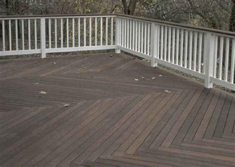certainteed decking vs trex composite deck composite deck ipe