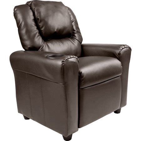 toddler recliner chair flash furniture vinyl recliner with cupholder and