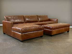Top Grain Leather Sectional Sofa Sectional Sofa Design