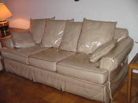 Plastic Sofa Covers Its A Pr Thingi Think We Had Them