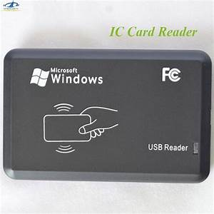 Hfsecurity Access Control 13 56mhz Rfid Ic Card Reader For