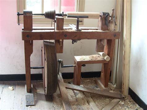 treadle lathe designs  renaissance woodworker pedal