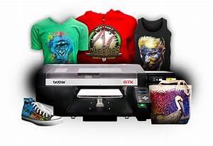 GTX Digital Direct To Garment Printer   Brother DTG