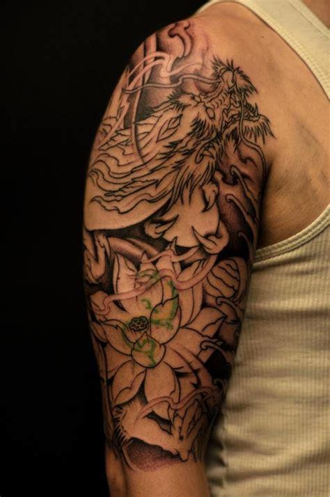 chronic ink tattoos toronto tattoo cover    dragon
