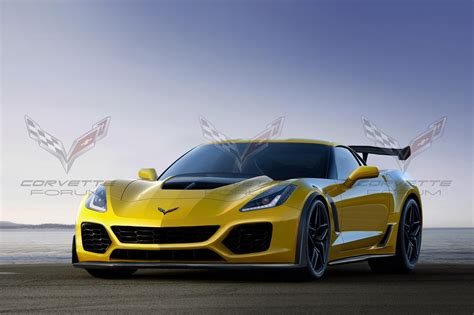 New C7 Corvette Zr1 Looks Even Better Than You Think Corvetteforum