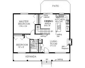 efficient small home plans country style house plan 2 beds 1 baths 900 sq ft plan 18 1027