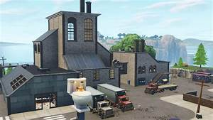 Fortnite Player Desperately Tried To Save Flush Factory