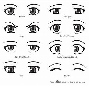 Anime eyes emotions and expressions | anime | Pinterest ...