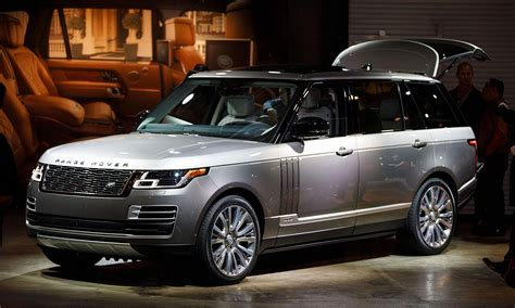 Land Rover Won't Slot New Model Above Range Rover As Luxe