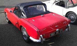 File Red Triumph Spitfire Mk3 With Wire Wheels - Rear Three Quarters Jpg
