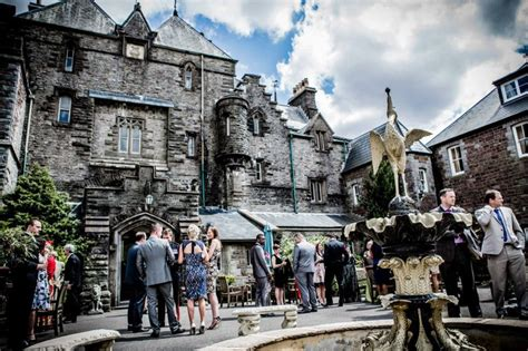 wedding venues  swansea wales craig  nos castle uk