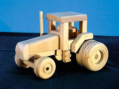 wooden toy tractor plans  woodworking   time wooden toys wooden toy trucks