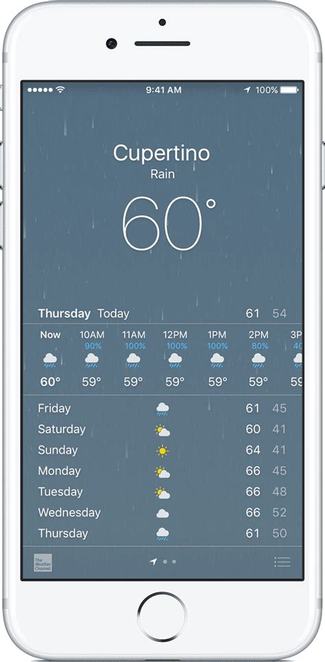 weather icons iphone about the weather app and icons on your iphone and ipod