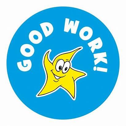 Done Well Stickers Sticker Teacher Reward Congratulations
