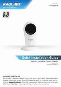 Prolink Smartcam Lite Full