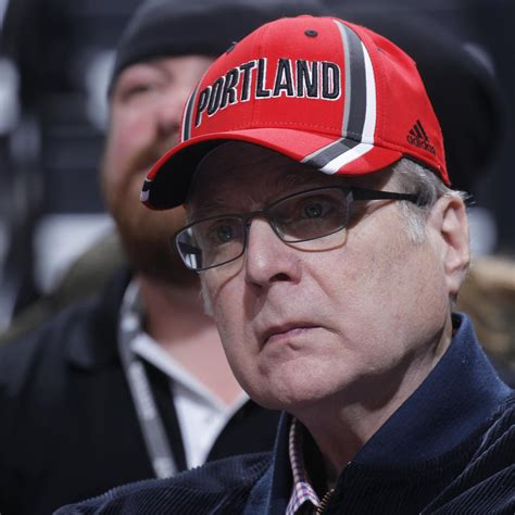 trail blazers owner paul allen reportedly investigating