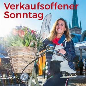 Verkaufsoffener Sonntag Lübeck : verkaufsoffener sonntag in l beck am 4 m rz 2018 motto hallo fr hling l beck management e v ~ Markanthonyermac.com Haus und Dekorationen