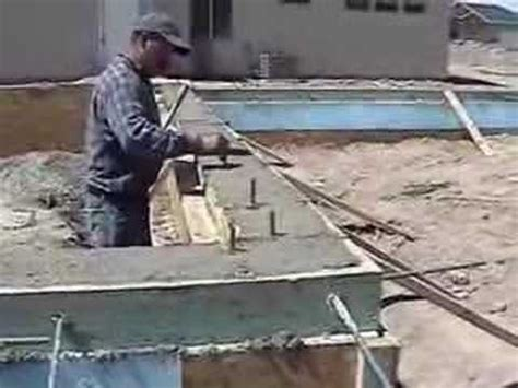 Spider Tie Instructions Concrete And Anchor Bolts Youtube