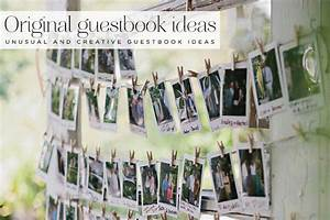 18 Unusual and Creative Guest Book Ideas - Smashing the