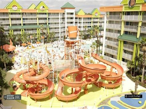 nickelodeon family suites  orlando united states  america